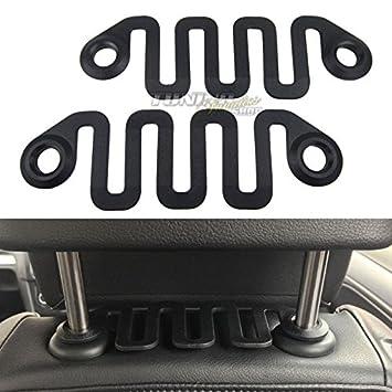 Kleiderb/ügel Kleiderhaken Hacken Auto Sitze der Kopfst/ützen