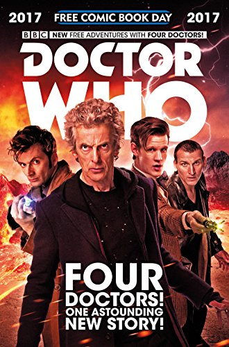 Doctor Who: Free Comic Book Day 2017 (Doctor Who: The Twelfth Doctor)