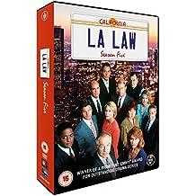 L.A. Law: Season 5