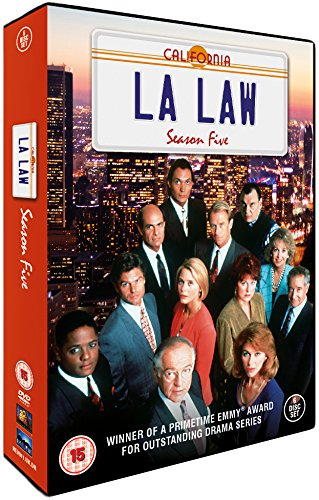 L.A. Law: Season 5 [Region 2]