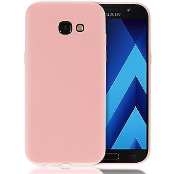 NALIA Funda Compatible con Samsung Galaxy A5 2017, Carcasa Protectora Movil Silicona Ultra-Fina Gel Bumper, Ligera Goma Cubierta Jelly Cobertura ...