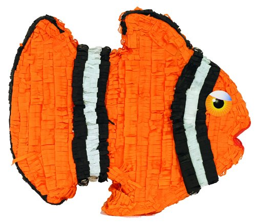 Aztec Imports Clown Fish Pinata ()