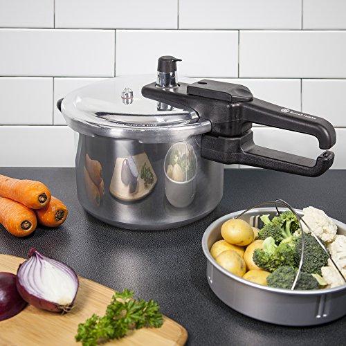 R/HOBBS Russell Hobbs Rh003 Aluminium Pressure Cooker - 7 L
