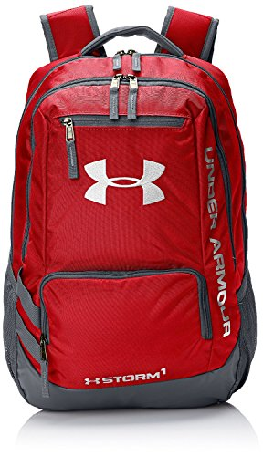 Under Armour Storm Hustle II Backpack (One Size, Red (600))