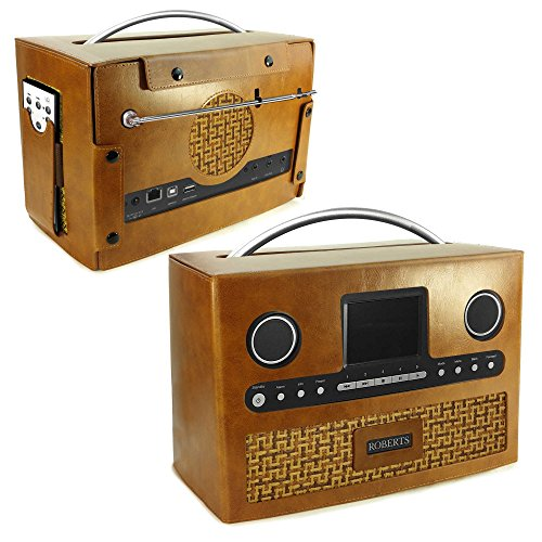 Tuff-Luv Roberts DAB radio Stream 93i Retro Vintage for sale  Delivered anywhere in USA