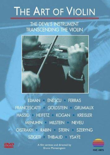 The Art of Violin: The Devil's Instrument / Transcending The Violin