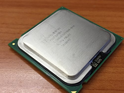- Intel Pentium 4 Processor 540J (1M Cache, 3.20 GHz, 800 MHz FSB) LGA775 SL7PW