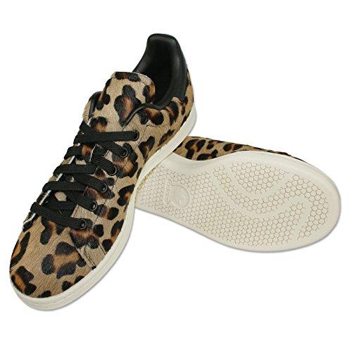 Adidas Stan Smith, core black/core black/chalk white, 10
