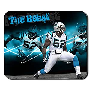 With Nfl Carolina Panthers Protection 240Mmx200Mmx2Mm Mousepad For Mousepad Choose Design 1