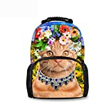CHAQLIN Perppy Children School Bags Big Travel Daypack Review