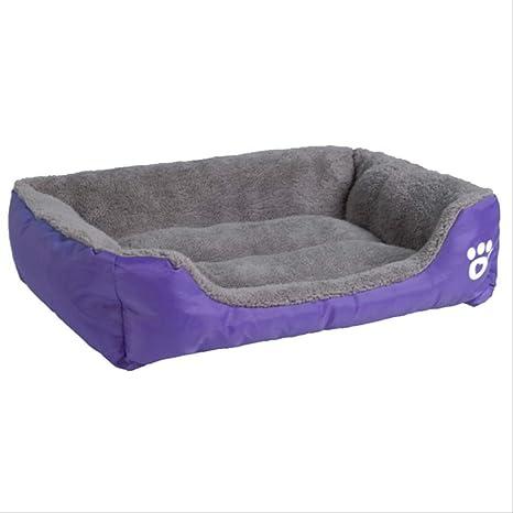 LMDZSW 9 Colores Paw Pet Sofa Camas para Perros Impermeable ...
