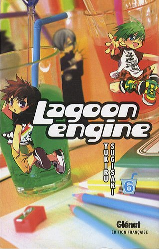 Lagoon Engine, Tome 6 (French Edition)