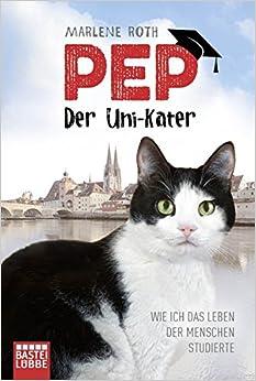 Book Pep, der Uni-Kater