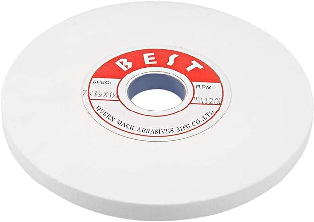 SAIT 52880 Fiber Disc,3A 7 x 7//8 80 Grit United Abrasives 100-Pack Bulk Disc