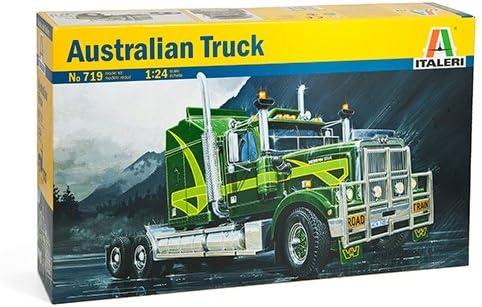 イタレリ 719 1/24 オーストラリアンスーパートラック