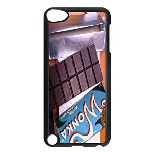 Willy Wonka Golden Ticket Chocolate Bar FOR Ipod Touch 5 TPUKO-Q784064