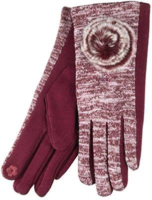 True Gear North Women's Smartphone Texting Touch Winter Gloves