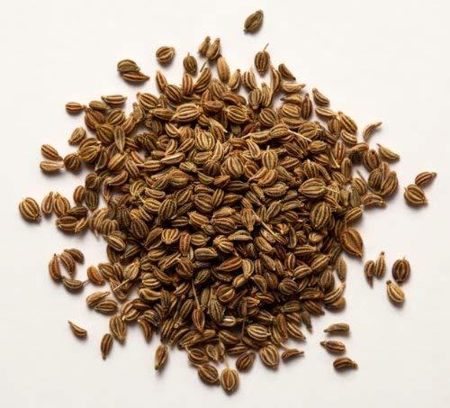 Ajwain Seed/Carom Seed-400 Gm by krishna krpa (Image #1)