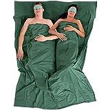2 Person Outdoor Sleeping Bag Warm Weather Cotton Double Sleeping bag