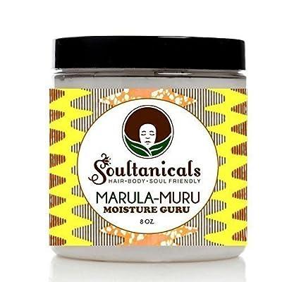 Soultanicals Marula-Muru Moisture Guru 8oz