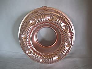 Amazon Com Vintage Coppertone 3 1 2 Cup Ring Jell O Mold