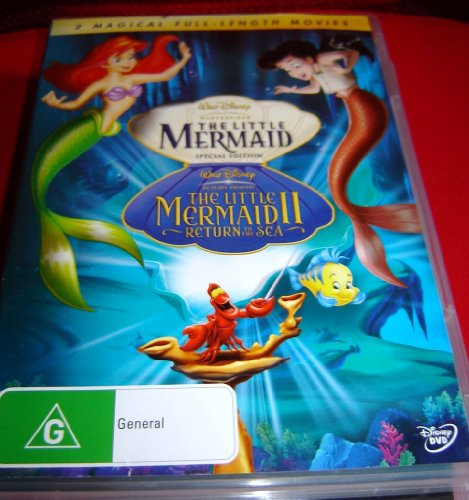 The little mermaid I. (2 discs special edition) / The little mermaid II. - Return to the sea
