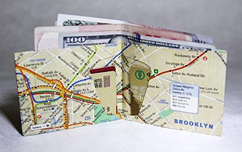 Printed Billfold Wallet - 9