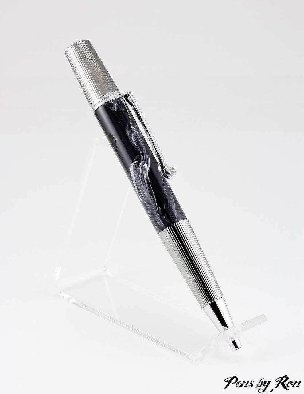 Handcrafted twist pen