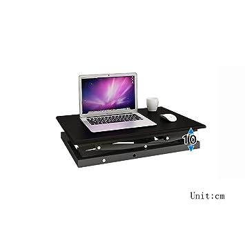 IG Mesa Plegable del hogar Escritorio portátil Moderno Simple del ...