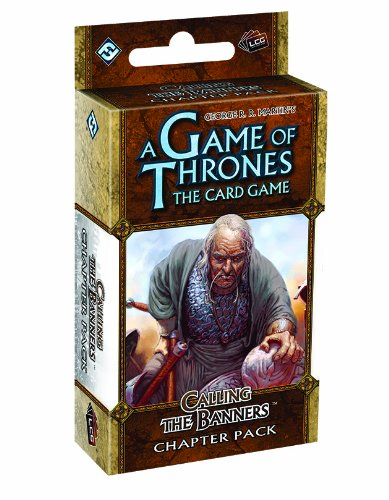 A Game of Thrones: The Card Game - Calling the Banners Chapter Pack (Revised Edition)