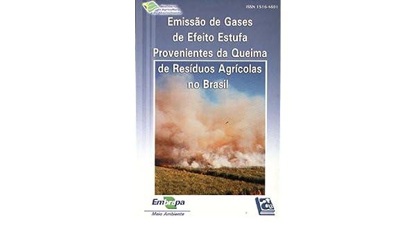 Emissão de Gases de Efeito Estufa: Vania Dohme: 9788585347611: Amazon.com: Books