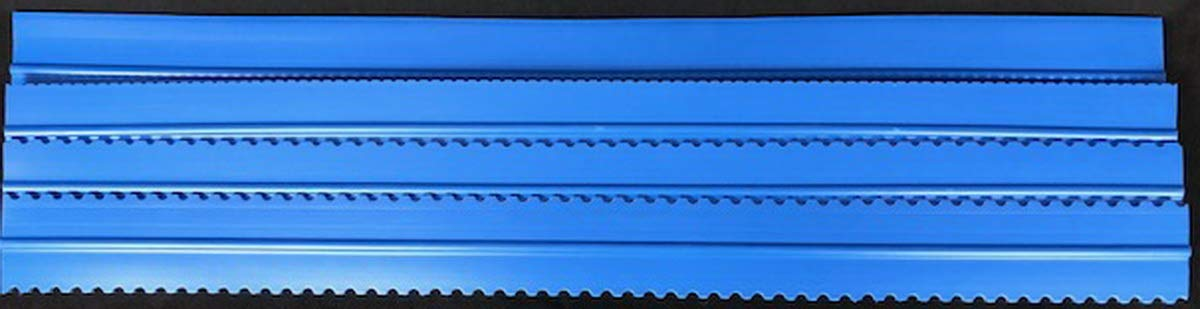 Notched Squeegee Epoxy 25 Pack: 24 inch squeegee blade with 5-Mil Notches on 2 sides. 320 FPG