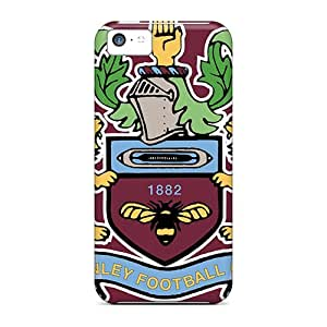 Protection Case For Iphone 5c / Case Cover For Iphone(burnley Fc)