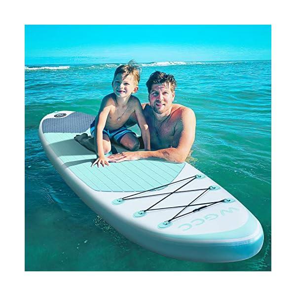 WGCC Paddle Board