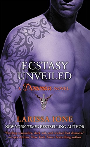 book cover of Ecstasy Unveiled