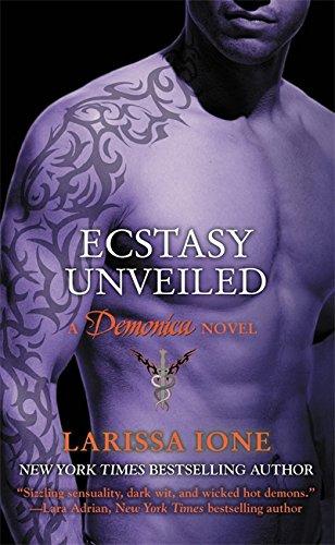 Ecstasy Unveiled (Demonica #4)