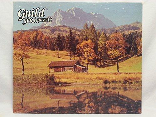 salida German German German Countryside 500 Piece Puzzle (Guild Puzzles) by Whitman Guild Puzzles  Tu satisfacción es nuestro objetivo