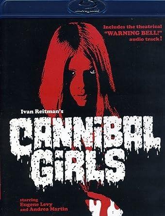 Amazon com: Cannibal Girls [Blu-ray]: Eugene Levy, Andrea