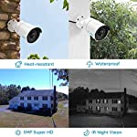 Reolink 5MP PoE Camera (Pack of 2) Outdoor/Indoor Video Surveillance