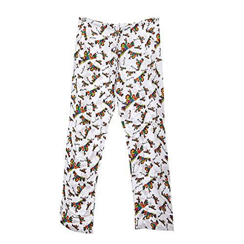 Peace Frogs Retro Frog Lounge Pant (Medium)