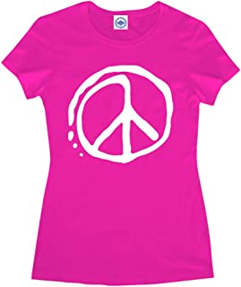 product image for Hank Player U.S.A. Peace Sign Women's T-Shirt