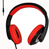 Gaming Headset Over Ear Headphone Wired Stereo Earphone with Mic 3.5mm Jack for PC Mac Laptop Tablet Xbox One IOS iPhone Ipad Android Lenovo Samsung Blackberry HTC LG Smart Phones Review