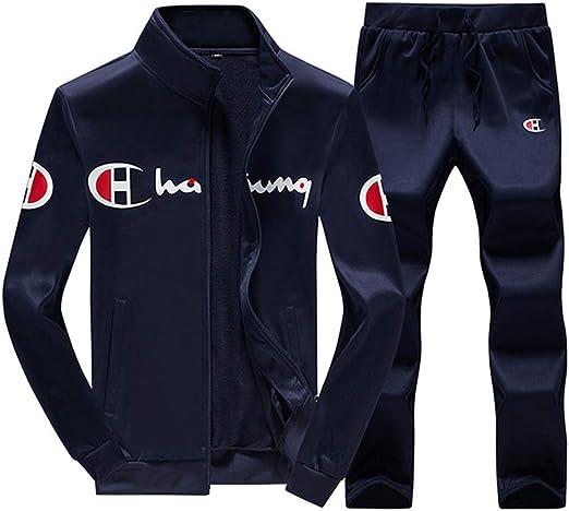 WYX 2019 Hombres Chándal Joggers Suit Trajes De Atletismo Juegos ...