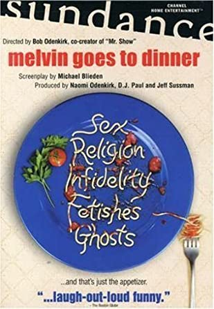 Amazon com: Melvin Goes to Dinner by Sundance Channel Home