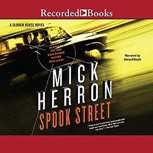 Spook Street Audiobook