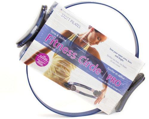 Stott Pilates 14-Inch Retail Pro Fitness Circle (Blue) by STOTT PILATES
