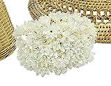 NAVA CHIANGMAI Gypsophila Artificial Mulberry Paper Flowers Wedding Party Decoration DIY Home Decor Craft Supplies Scrapbooking Embellishment