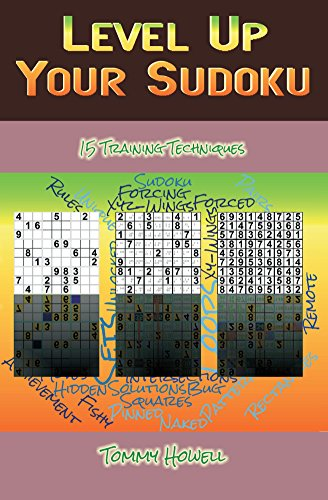 (Level Up Your Sudoku: 15 Training Techniques)