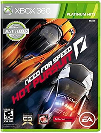 Electronic Arts Need for Speed Hot Pursuit - Juego (Xbox 360, Racing, E10 + (Everyone 10 +)): Amazon.es: Videojuegos