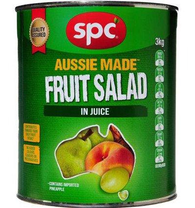 Spc Ardmona Fruit Salad In Refined Fruit Juice 3kg